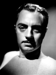 William Powell - by George Hurrell 1935